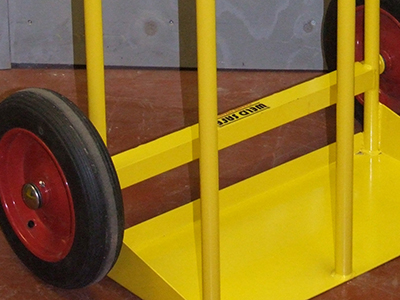 Weld Safe Cylinder Trolley